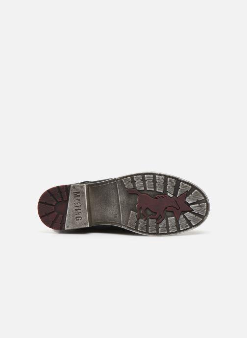Bottes Mustang shoes Josefi Gris vue haut