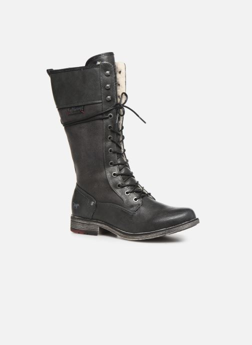 Boots & wellies Mustang shoes Josefi Grey detailed view/ Pair view