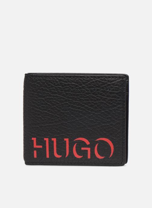 Petite Maroquinerie Hugo VICTORIAN WALLET 4 CC Noir vue détail/paire