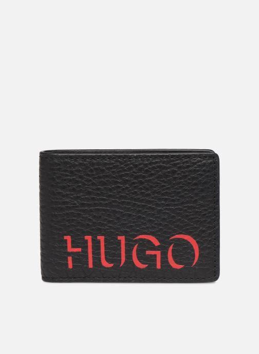 Petite Maroquinerie Hugo VICTORIAN WALLET 6 CC Noir vue détail/paire