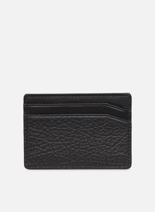 Petite Maroquinerie Hugo VICTORIAN CARD HOLDER Noir vue face