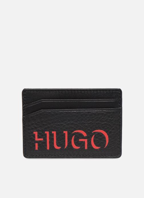Petite Maroquinerie Hugo VICTORIAN CARD HOLDER Noir vue détail/paire