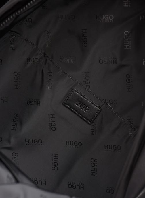Sacs à dos Hugo RECORD BACKPACK Noir vue derrière