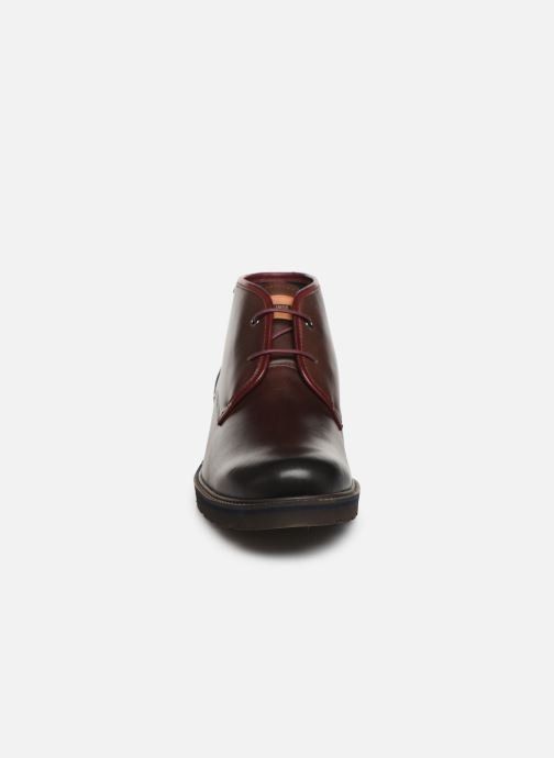 Ankle boots Pikolinos Bilbao M6E-8320 Brown model view