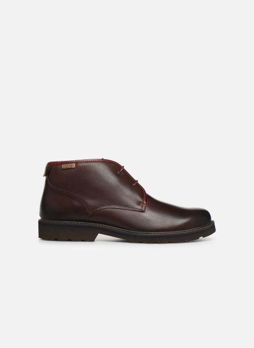 Ankle boots Pikolinos Bilbao M6E-8320 Brown back view