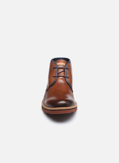 Stiefeletten & Boots Pikolinos BILBAO M6E-8320 braun schuhe getragen