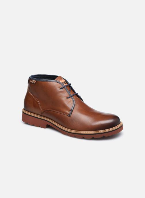Bottines et boots Pikolinos BILBAO M6E-8320 Marron vue détail/paire
