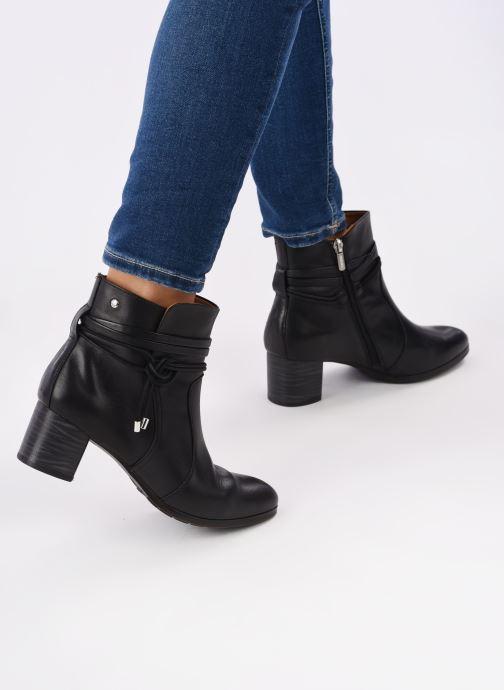Bottines et boots Pikolinos Calafat W1Z-8635 Noir vue bas / vue portée sac