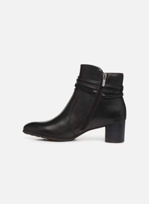 Bottines et boots Pikolinos Calafat W1Z-8635 Noir vue face