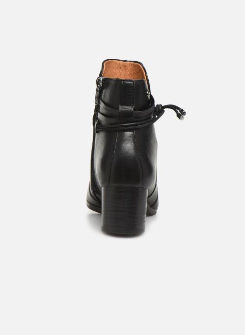 Bottines et boots Pikolinos Calafat W1Z-8635 Noir vue droite