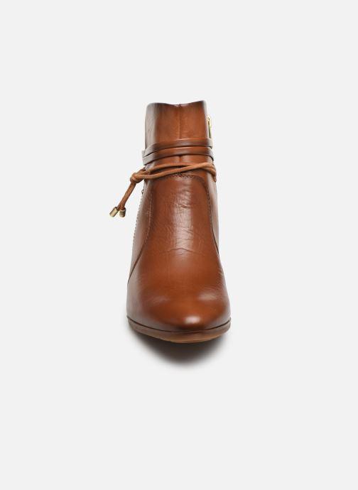 Bottines et boots Pikolinos Calafat W1Z-8635 Marron vue portées chaussures