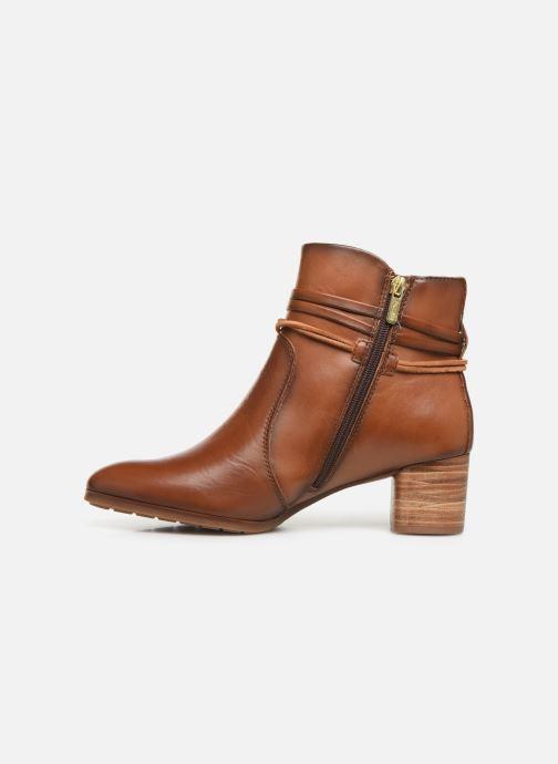 Bottines et boots Pikolinos Calafat W1Z-8635 Marron vue face