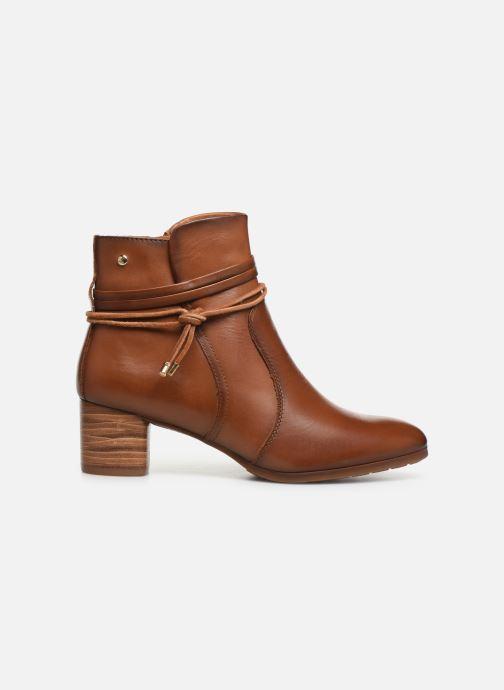 Bottines et boots Pikolinos Calafat W1Z-8635 Marron vue derrière