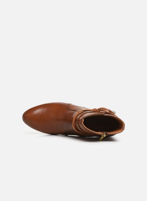 Bottines et boots Pikolinos Calafat W1Z-8635 Marron vue gauche