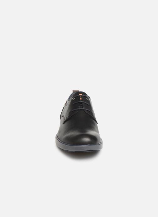 Zapatos con cordones Pikolinos Corcega M2P-4325 Negro vista del modelo