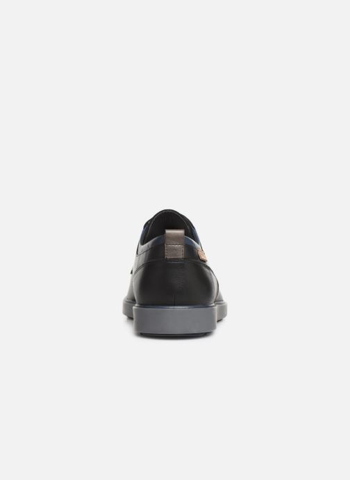 Lace-up shoes Pikolinos Corcega M2P-4325 Black view from the right
