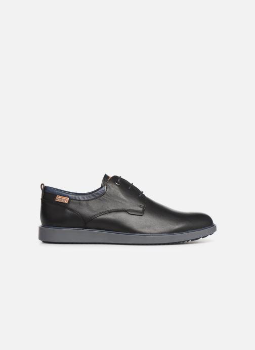 Zapatos con cordones Pikolinos Corcega M2P-4325 Negro vistra trasera