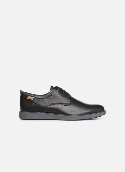 Lace-up shoes Pikolinos Corcega M2P-4325 Black back view