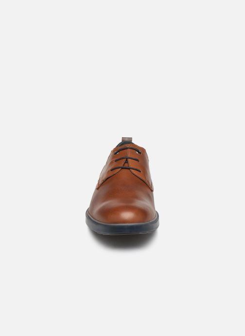 Chaussures à lacets Pikolinos Corcega M2P-4325 Marron vue portées chaussures