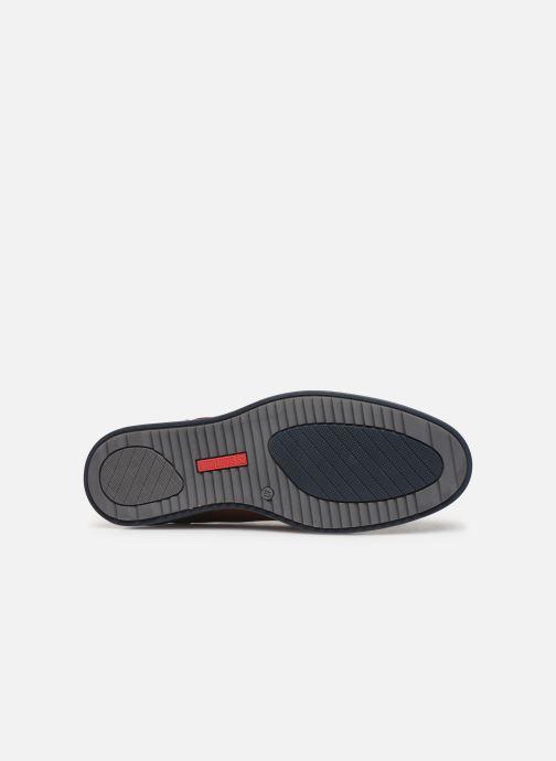 Chaussures à lacets Pikolinos Corcega M2P-4325 Marron vue haut