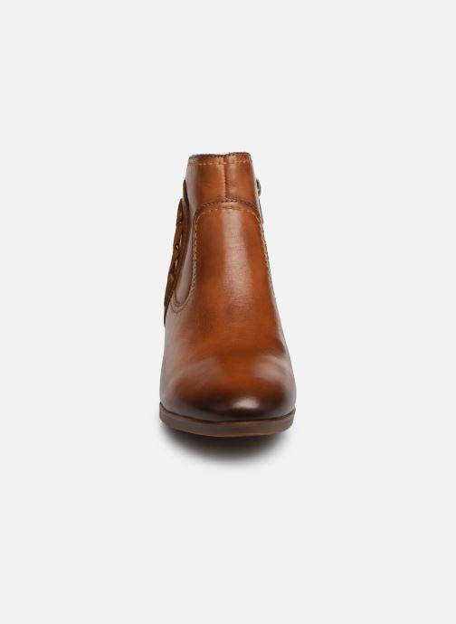 Stiefeletten & Boots Pikolinos Daroca W1U-8774 braun schuhe getragen