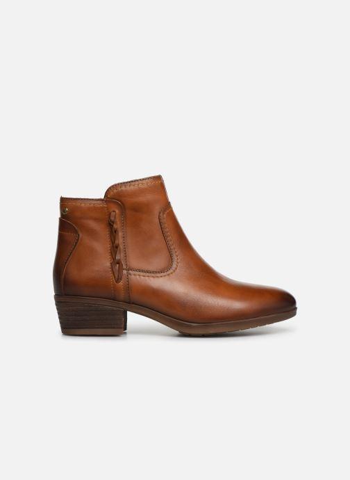 Bottines et boots Pikolinos Daroca W1U-8774 Marron vue derrière