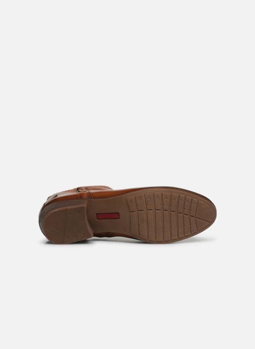 Boots en enkellaarsjes Pikolinos Daroca W1U-8774 Bruin boven