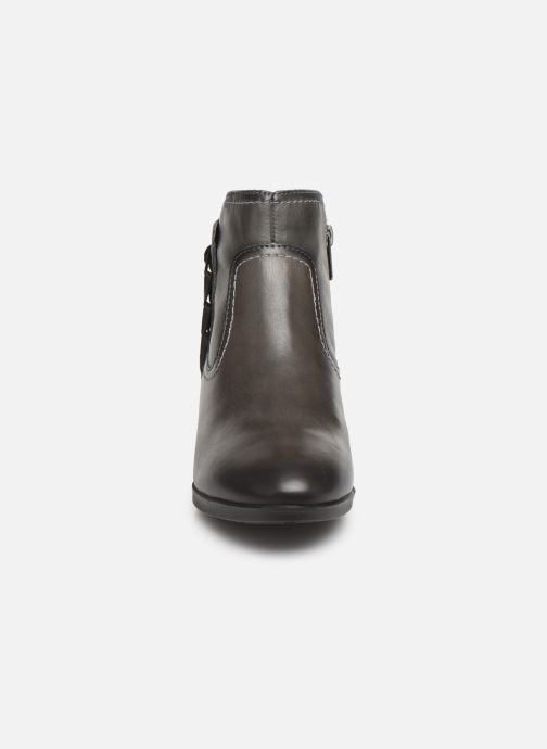 Bottines et boots Pikolinos Daroca W1U-8774 Gris vue portées chaussures