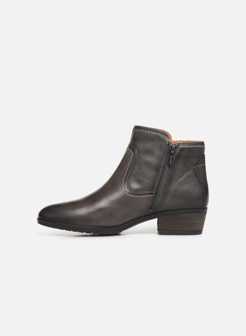 Boots en enkellaarsjes Pikolinos Daroca W1U-8774 Grijs voorkant
