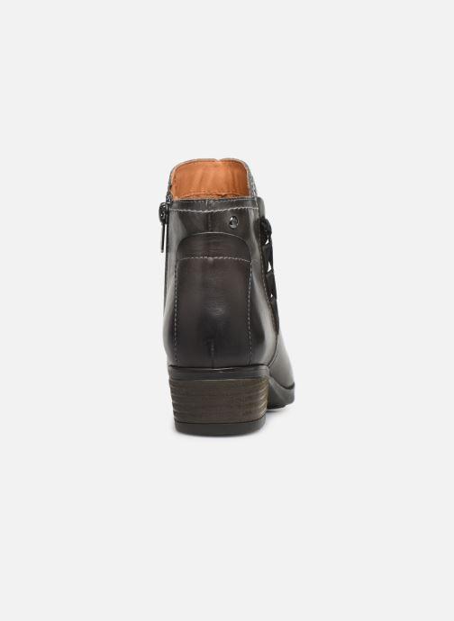 Bottines et boots Pikolinos Daroca W1U-8774 Gris vue droite