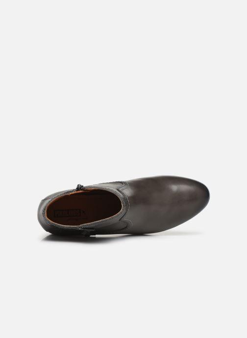 Boots en enkellaarsjes Pikolinos Daroca W1U-8774 Grijs links