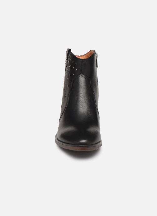 Boots en enkellaarsjes Pikolinos Huelma W2Z-8960 Zwart model