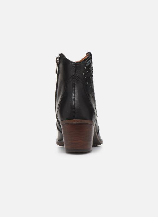 Boots en enkellaarsjes Pikolinos Huelma W2Z-8960 Zwart rechts