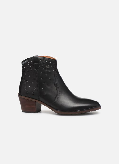 Boots en enkellaarsjes Pikolinos Huelma W2Z-8960 Zwart achterkant