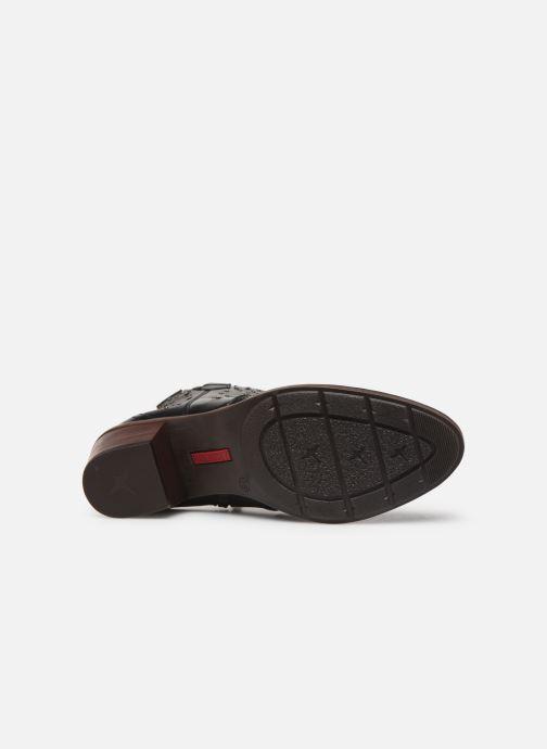 Boots en enkellaarsjes Pikolinos Huelma W2Z-8960 Zwart boven