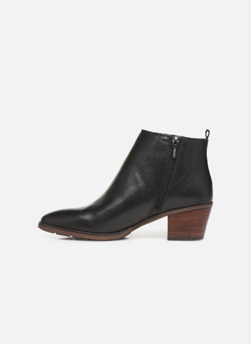 Boots en enkellaarsjes Pikolinos Huelma W2Z-8964 Zwart voorkant