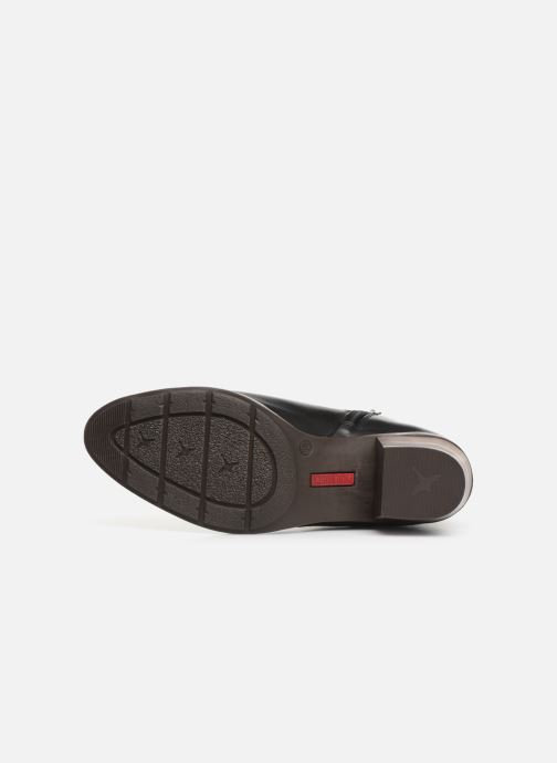 Bottines et boots Pikolinos Huelma W2Z-8964 Noir vue haut