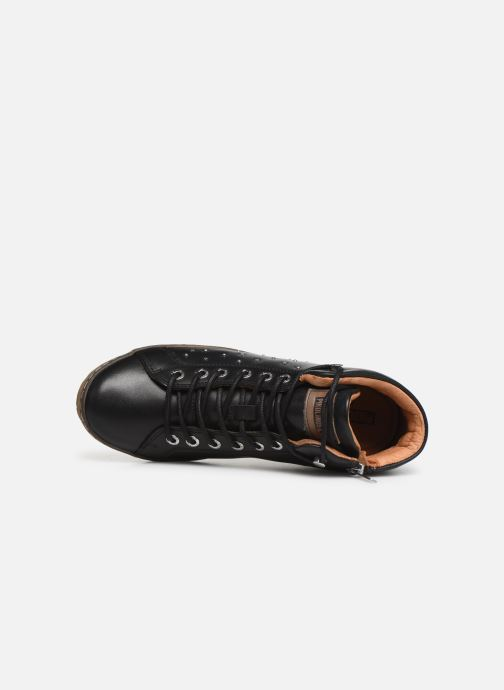Sneakers Pikolinos Lagos 901-8508 Zwart links
