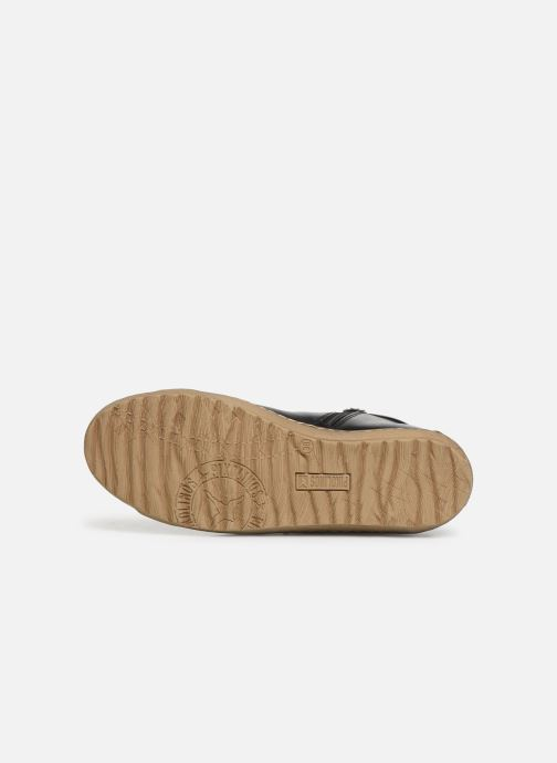 Baskets Pikolinos Lagos 901-8508 Noir vue haut