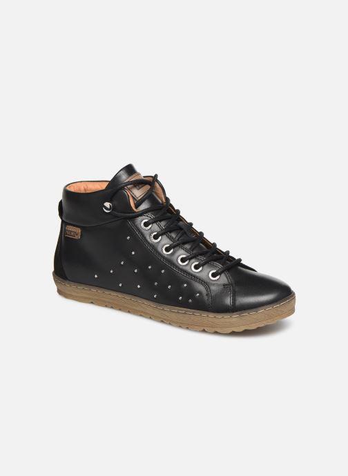 Sneakers Pikolinos Lagos 901-8508 Zwart detail