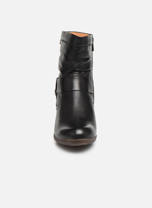 Ankle boots Pikolinos Rotterdam 902-8890 Black model view