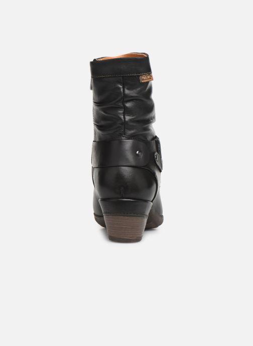 Bottines et boots Pikolinos Rotterdam 902-8890 Noir vue droite