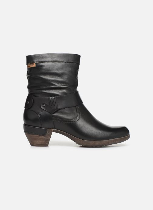 Ankle boots Pikolinos Rotterdam 902-8890 Black back view
