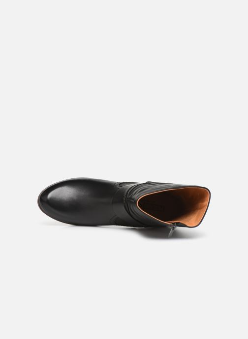 Boots en enkellaarsjes Pikolinos Rotterdam 902-8890 Zwart links