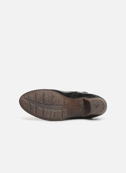 Boots en enkellaarsjes Pikolinos Rotterdam 902-8890 Zwart boven