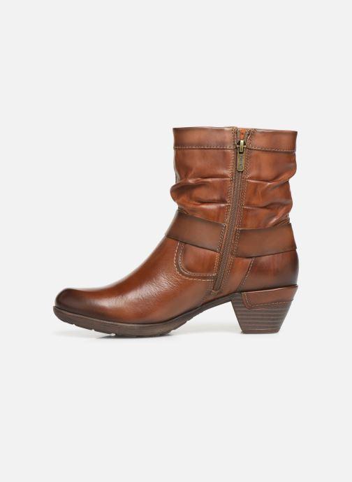 Boots en enkellaarsjes Pikolinos Rotterdam 902-8890 Bruin voorkant