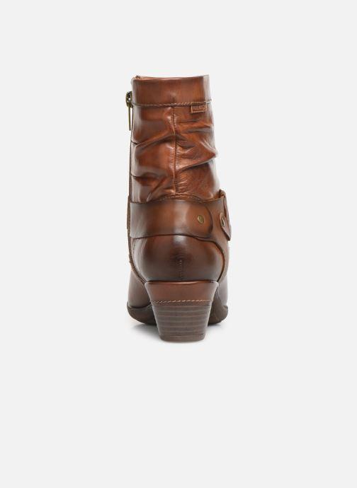 Boots en enkellaarsjes Pikolinos Rotterdam 902-8890 Bruin rechts