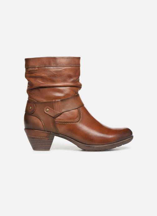 Boots en enkellaarsjes Pikolinos Rotterdam 902-8890 Bruin achterkant