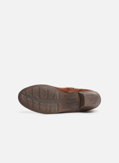 Boots en enkellaarsjes Pikolinos Rotterdam 902-8890 Bruin boven