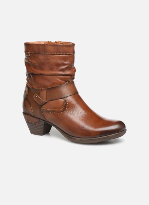 Boots en enkellaarsjes Pikolinos Rotterdam 902-8890 Bruin detail